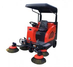 駕駛式掃地車